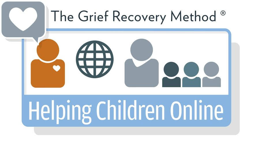grief recovery method - helping children online